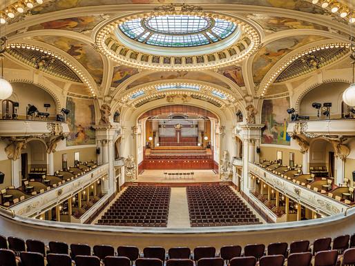 Smetana Hall, Prague