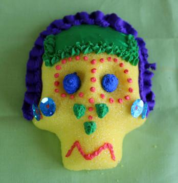 Small Yellow with Purple Headband