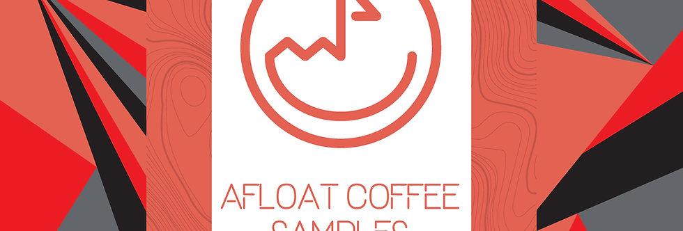 Afloat Coffee Sample