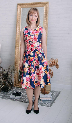 Платье № 045