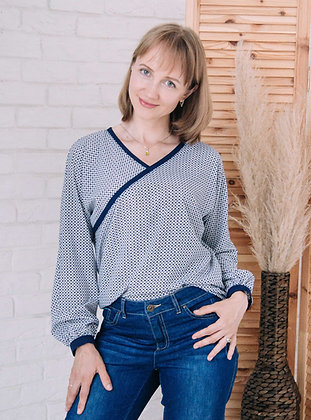 Блуза №020 - опт