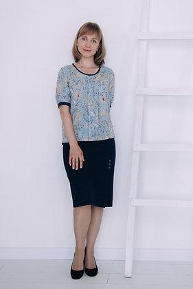 Блуза № 071 - опт