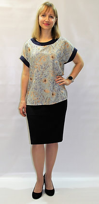 Блуза № 086-опт