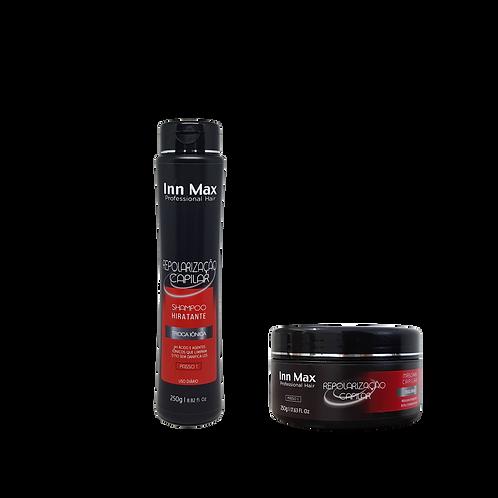 Kit Manutenção Repolarização Capilar  InnMax Professional Hair