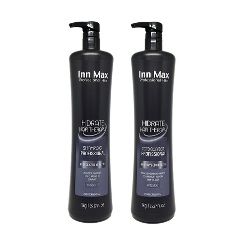 Kit Hidrate Hair System InnMax Professional Hair