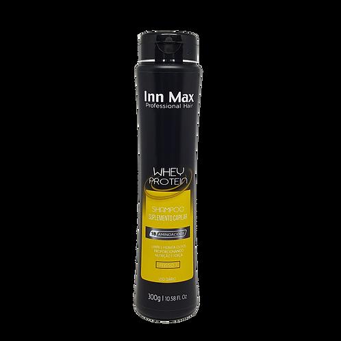 Shampoo Nutritivo Whey Protein 300g