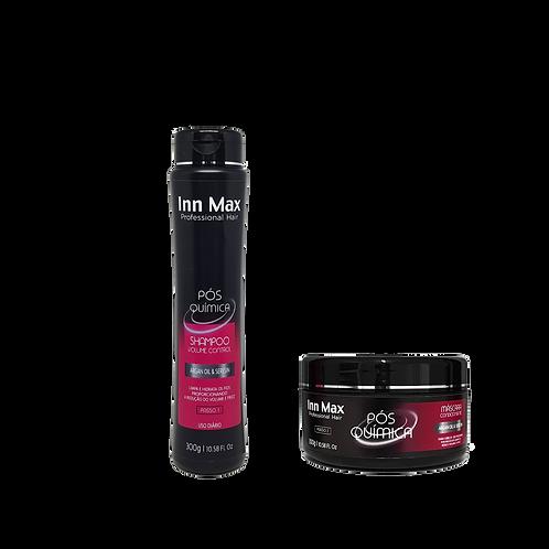 Kit Pós Química InnMax Professional Hair