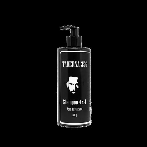 Shampoo 4x4 Ação Refrescante 500ml