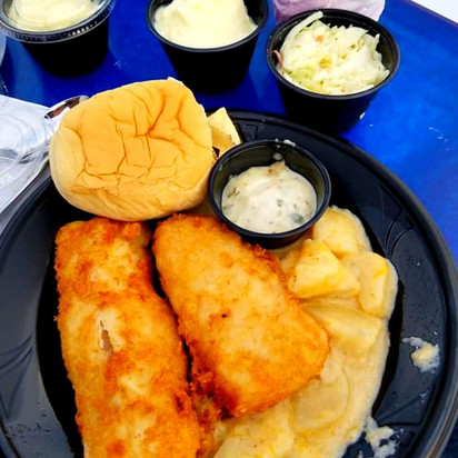 Lake Wisconsin Cruises Friday Fish Fry
