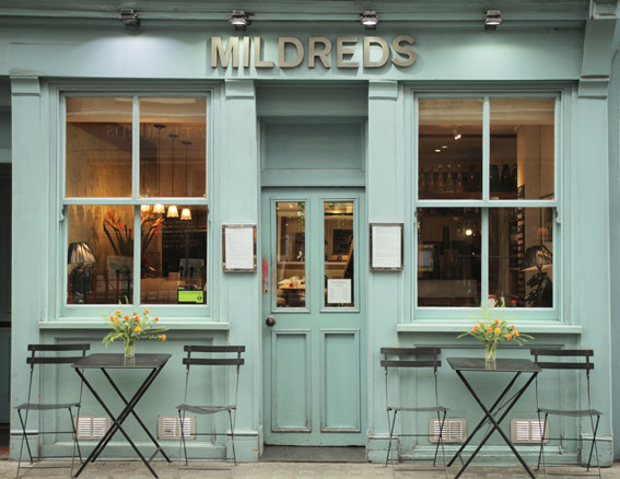 Mildreds Soho Front