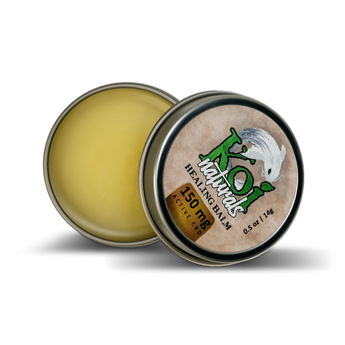 Koi Naturals Hemp Extract CBD Balm, 150mg