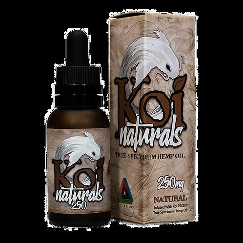Koi Naturals Natural CBD Oil 250mg or 500mg   From: