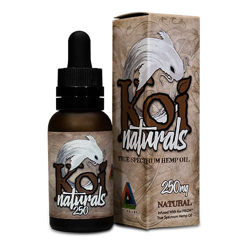 Koi Naturals Natural CBD Oil 250mg or 500mg   From:
