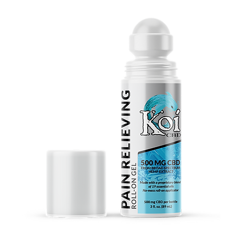 Koi CBD Pain Relieving Gel Roll-On   From: