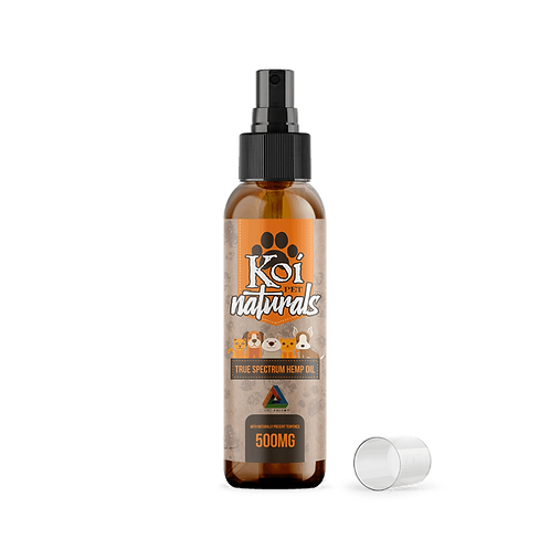 Koi Naturals Hemp Extract CBD Pet Spray   From: