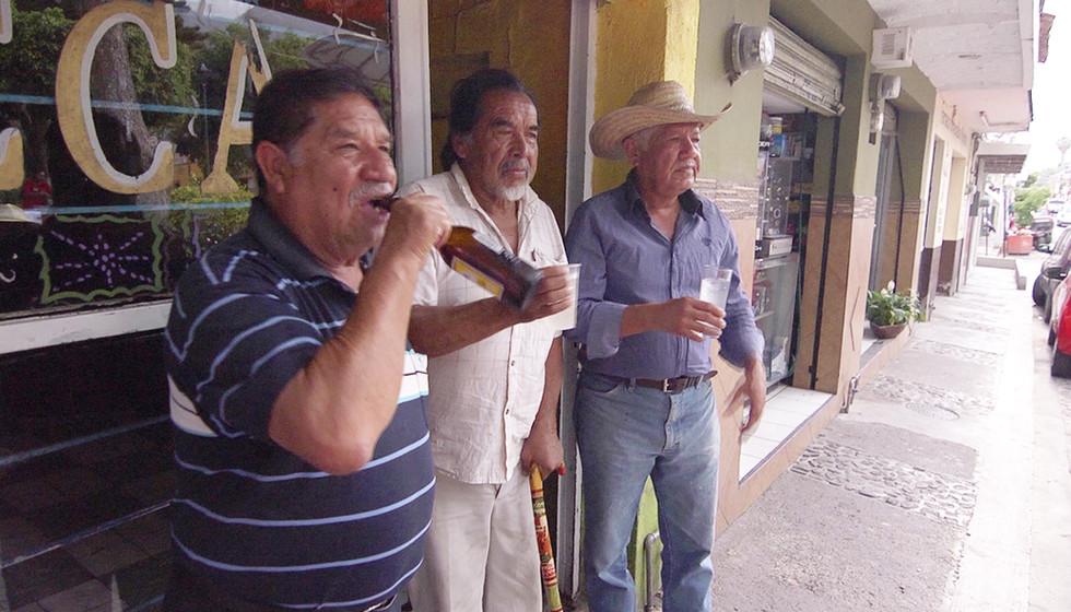 Arturo, Salvador, Marcelino