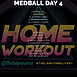 THE LAB PANAMA GYM DELIVERY MEDBALL WORKOUT DAY 4