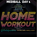 THE LAB PANAMA GYM DELIVERY MEDBALL WORKOUT DAY 1