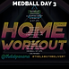 THE LAB PANAMA GYM DELIVERY MEDBALL WORKOUT DAY 3