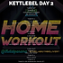 THE LAB PANAMA GYM DELIVERY KETTLEBELL WORKOUT DAY 2