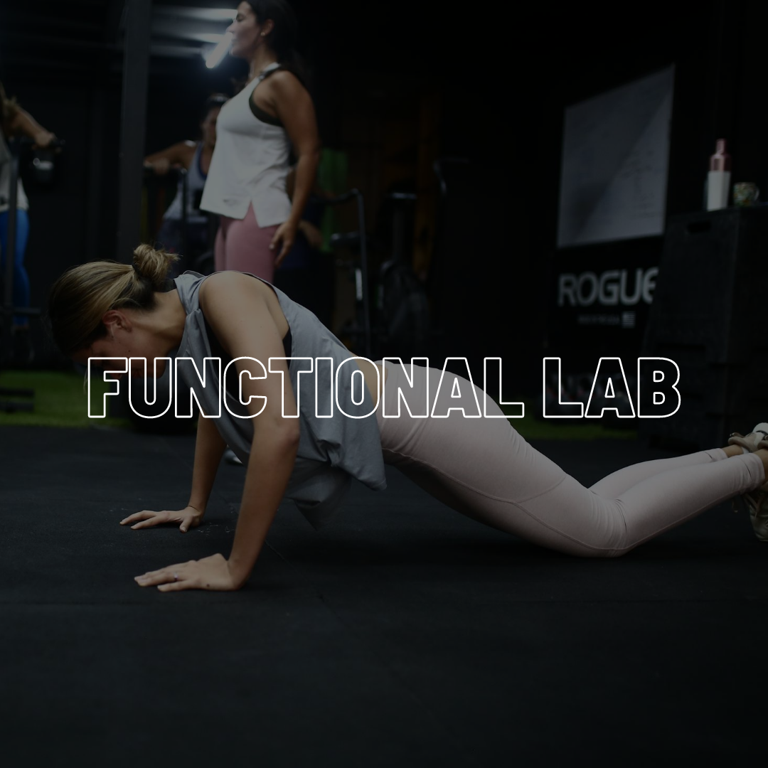 FUNCTIONAL LAB