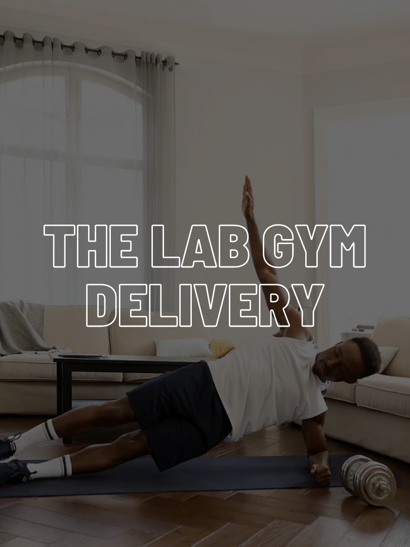 THE LAB GYM DELIVERY