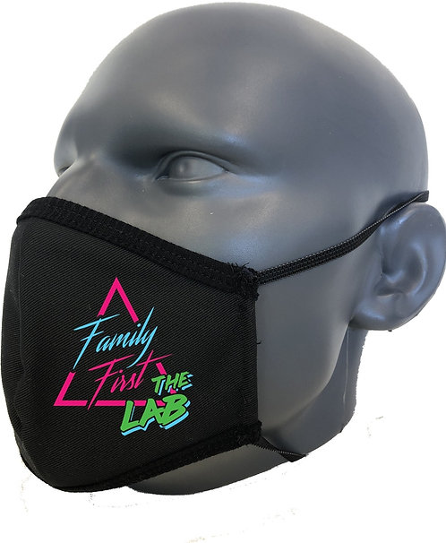THE LAB FAMILY FIRST MASK