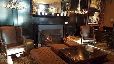 Sitting Room in Colonial Inn