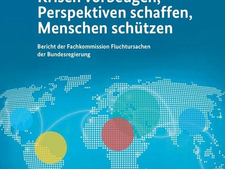 Fluchtursachen bekämpfen, nicht Flüchtlinge: In Ghana  und in Deutschland: Webinare am 17. und 18.9.