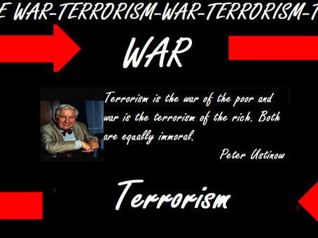 """""""Start talks with those responsible for terror, otherwise we will never find peace here""""."""