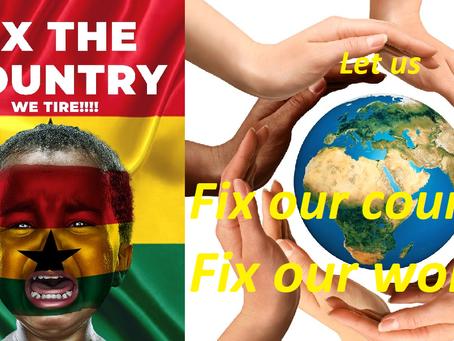 Einladung zu Webinaren Fluchtursachen verringern - mit der afrikanischen Zivilgesellschaft Fr.+ Sa.