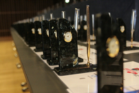 Premii personalizate, trofee, plachete din piatra naturtala