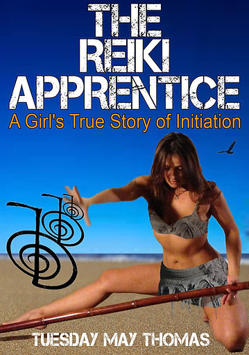The Reiki Apprentice by Tuesday May Thomas - Book Cover
