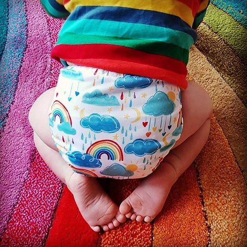 Rainbow- AIO natural