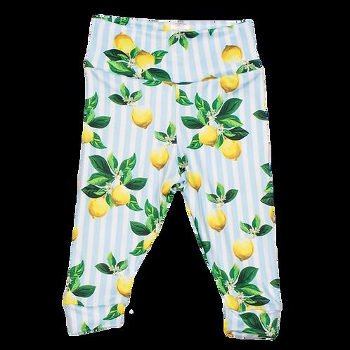 Leggingns lemons drops -Bumblito-talla L
