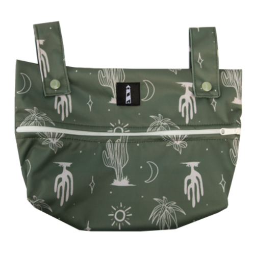 SIMPLICITY SMALL WET BAG - AGAVE