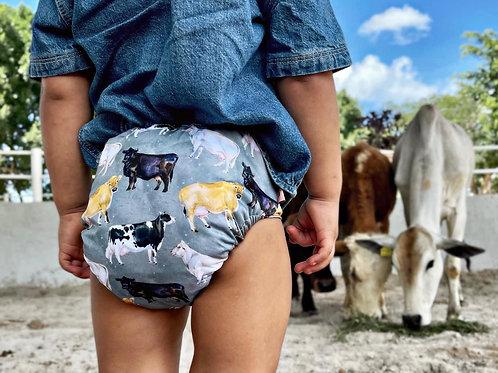 PETITE CROWN-PACKA-COWS