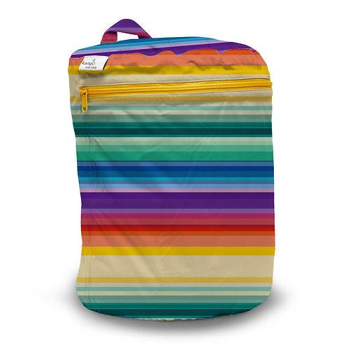 Mini wet bag-Be Happy- Rumparroz