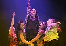 National Theatre of Scotland Glasgow Gir