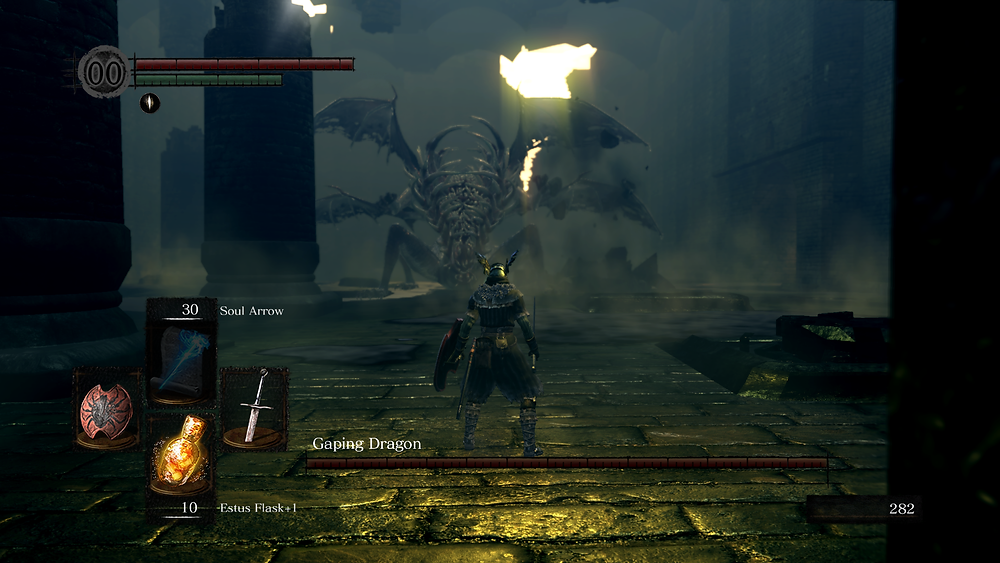 I had to cure a curse before I could kill this thing. Kinda hard.