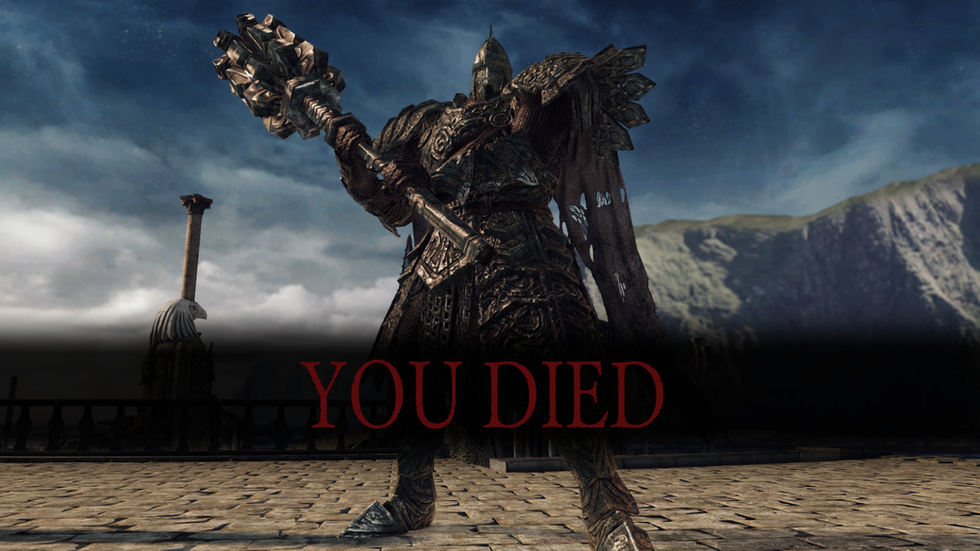 Retreating from Drangleic... for now.