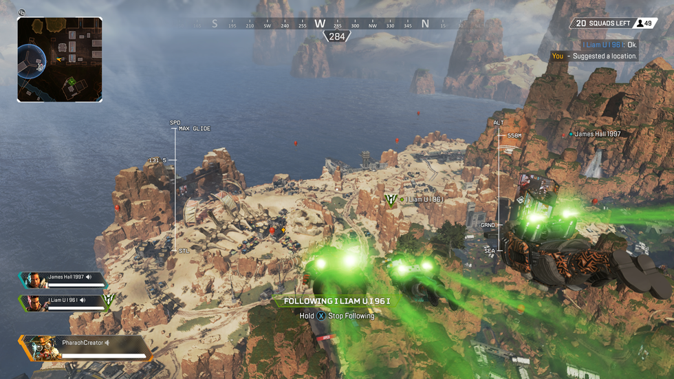 Apex Legends is great. But it's not for me.