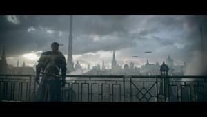 Late to the party - The Order 1886
