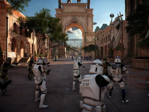 EA's Star Wars legacy.