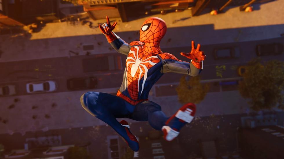 Web slingin' supreme.