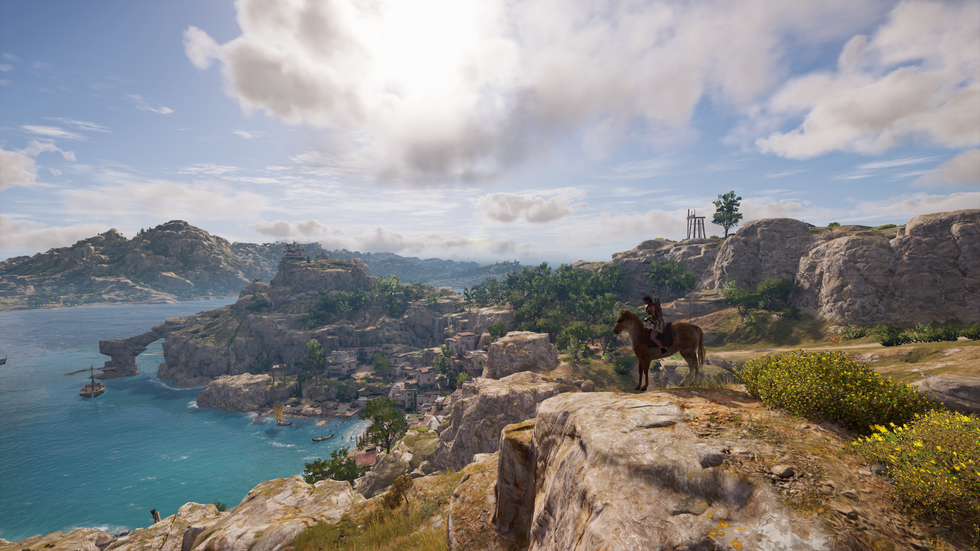 Assassin's Creed Odyssey is wonderful - but it's not an Assassin's Creed game.