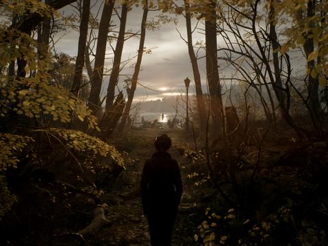 The Medium - not your average Xbox game.