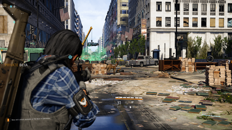 The Division 2 Beta is proving divisive.