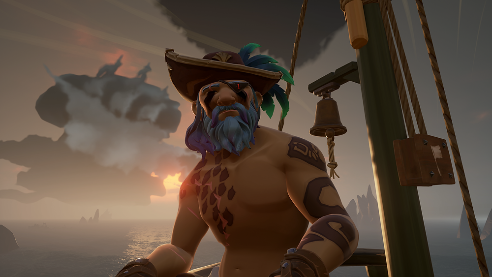 It's STILL a pirate's life for me.