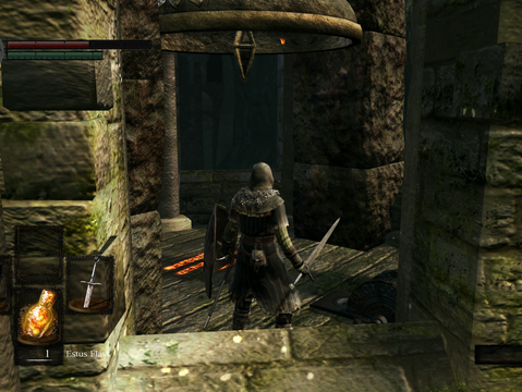 Welcome to Lordran, pal.